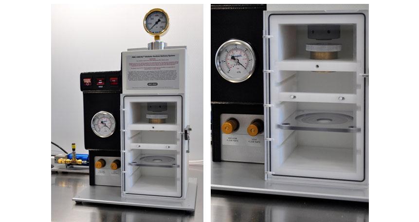 System do mikrowstrzeliwań DNA (PDS-1000/He System)