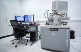 Wysokorozdzielczy środowiskowy skaningowy mikroskop elektronowy